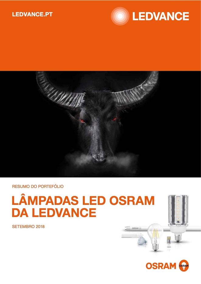 Ledvance: The Light That Comes Forward!