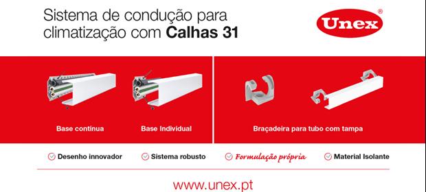 Calhas 31 - Unex